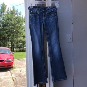 Miss Me Girls Bootcut Jeans